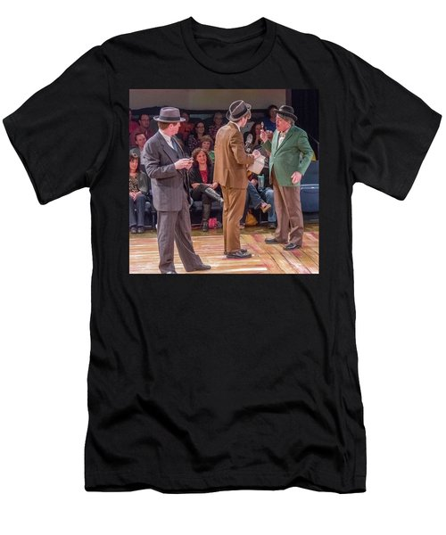 State Fair Tasting Men's T-Shirt (Athletic Fit)