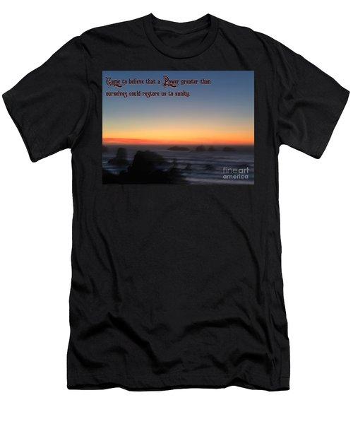 Step 2 Men's T-Shirt (Athletic Fit)