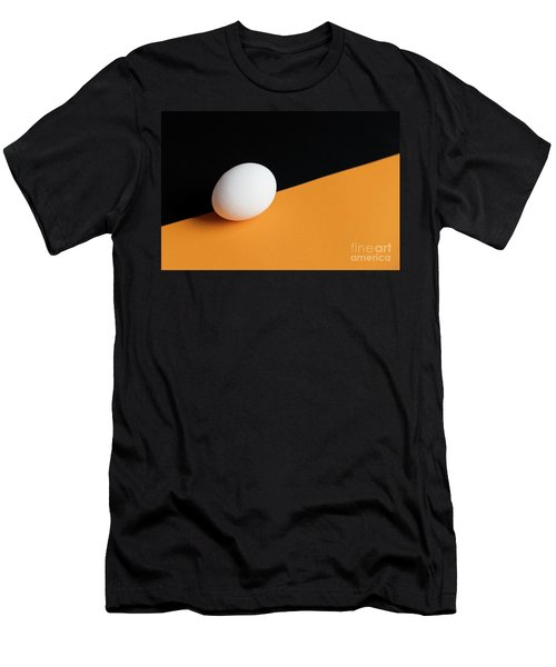 Still Life With Egg Men's T-Shirt (Athletic Fit)