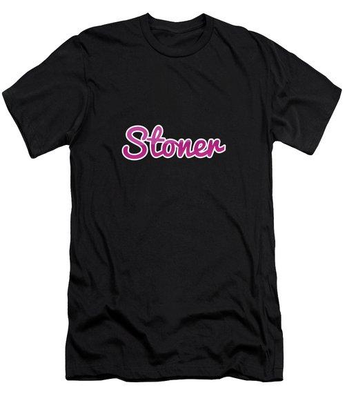 Stoner #stoner Men's T-Shirt (Athletic Fit)