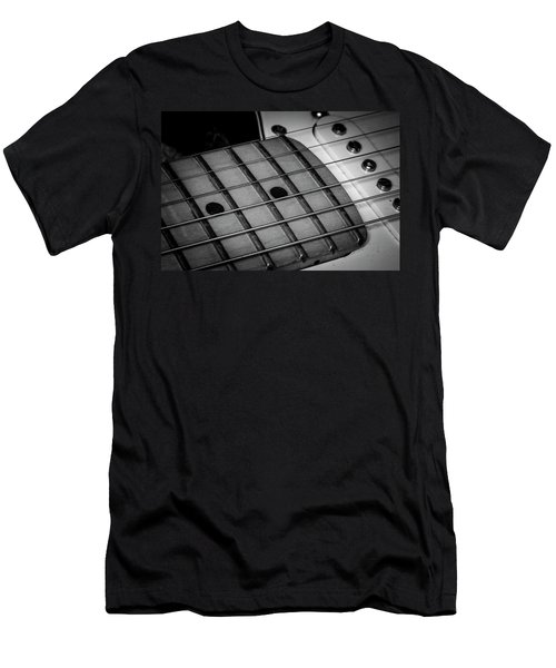 Men's T-Shirt (Athletic Fit) featuring the photograph Strings Series 12 by David Morefield