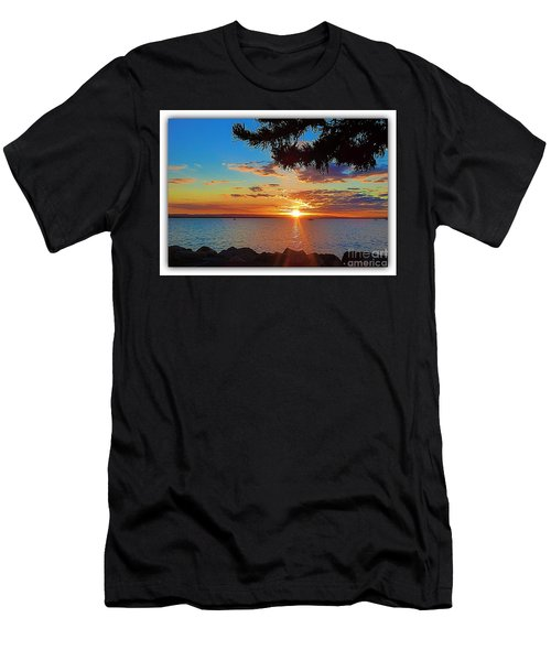 Sunflare Men's T-Shirt (Athletic Fit)