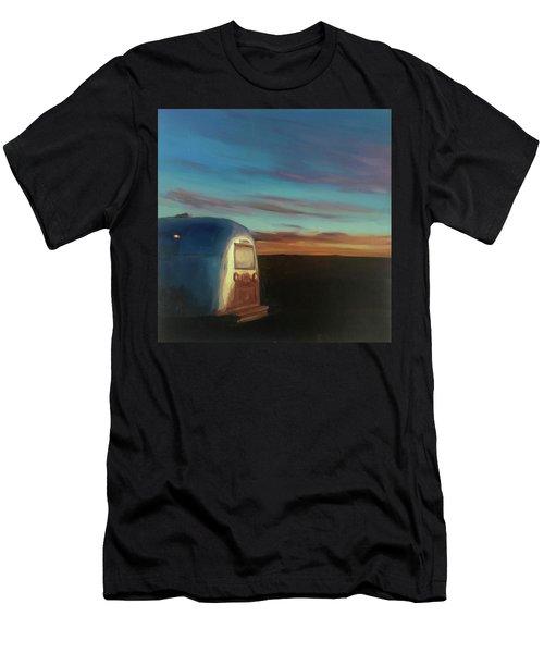 Sunrise Near Amarillo Men's T-Shirt (Athletic Fit)