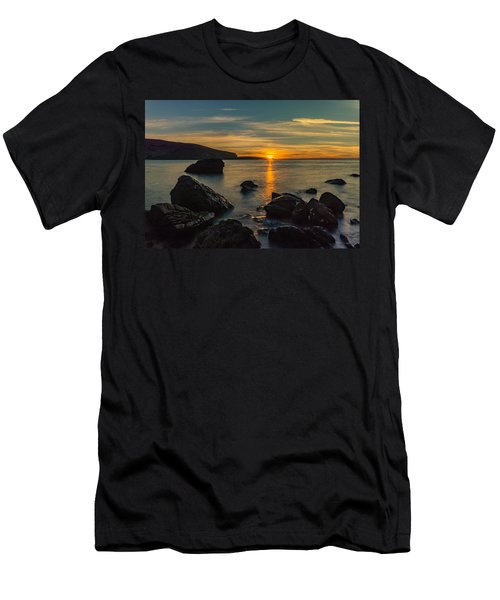Sunset In Balandra Men's T-Shirt (Athletic Fit)