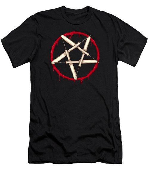 Tampogram Men's T-Shirt (Athletic Fit)