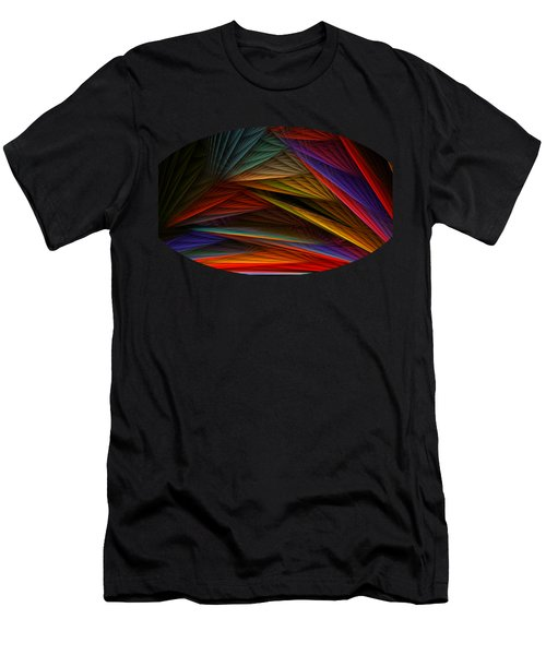 Taos Sunset Men's T-Shirt (Athletic Fit)