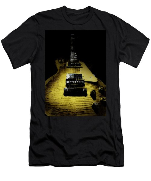 Honest Play Wear Tour Worn Relic Guitar Men's T-Shirt (Athletic Fit)