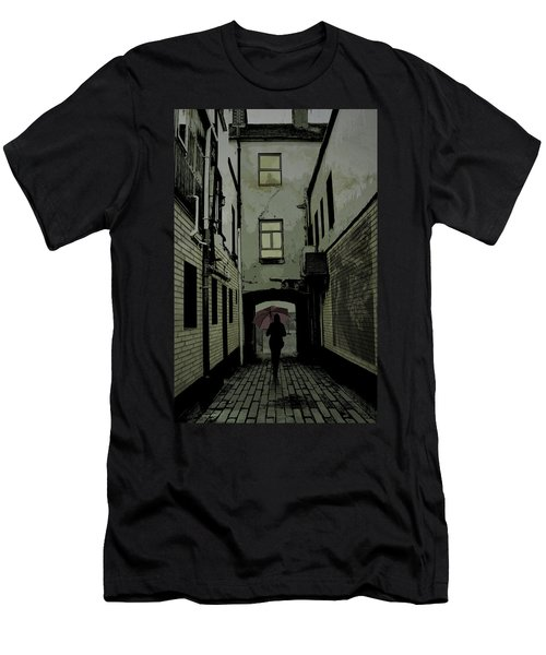 The Back Way Men's T-Shirt (Athletic Fit)