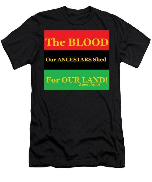 The Blood Men's T-Shirt (Athletic Fit)
