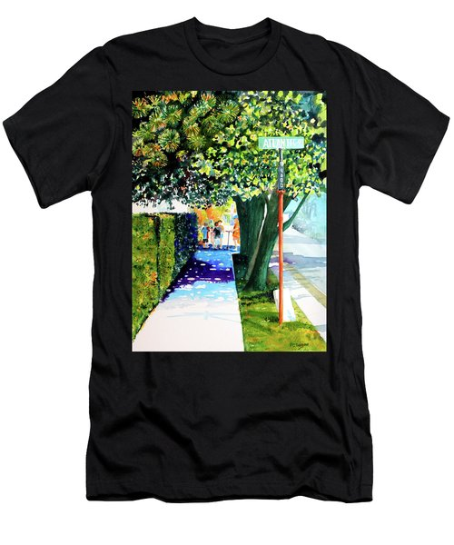 The Boys Of Summer Men's T-Shirt (Athletic Fit)