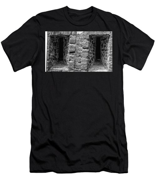 The Eyes Of War Men's T-Shirt (Athletic Fit)