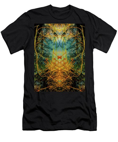 The Gateway To Fall Men's T-Shirt (Athletic Fit)