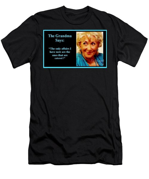 The Grandma's Affairs Men's T-Shirt (Athletic Fit)