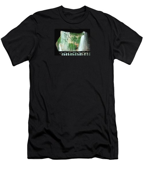 The Grotto Men's T-Shirt (Athletic Fit)