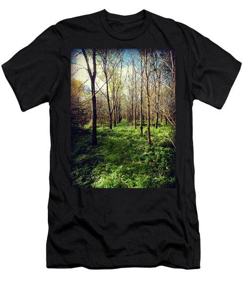 The Hidden Path Men's T-Shirt (Athletic Fit)