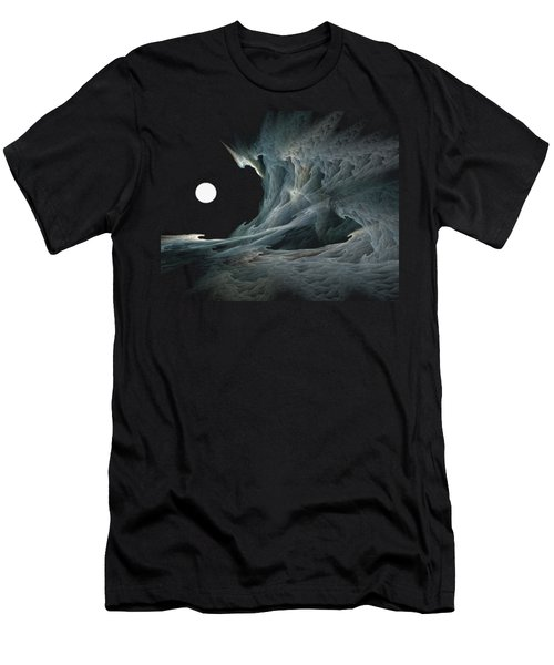 The Long Winter Night Men's T-Shirt (Athletic Fit)