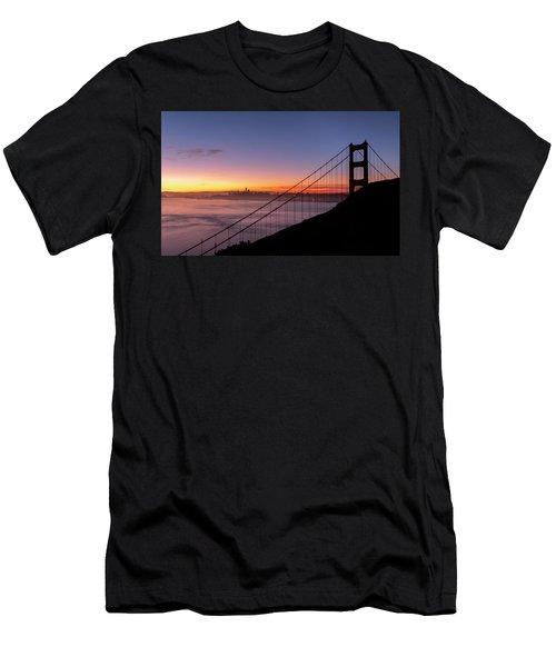 The Rising Of Joy- Men's T-Shirt (Athletic Fit)