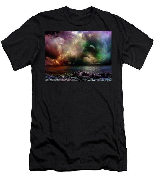 The Sacred Storm Men's T-Shirt (Athletic Fit)