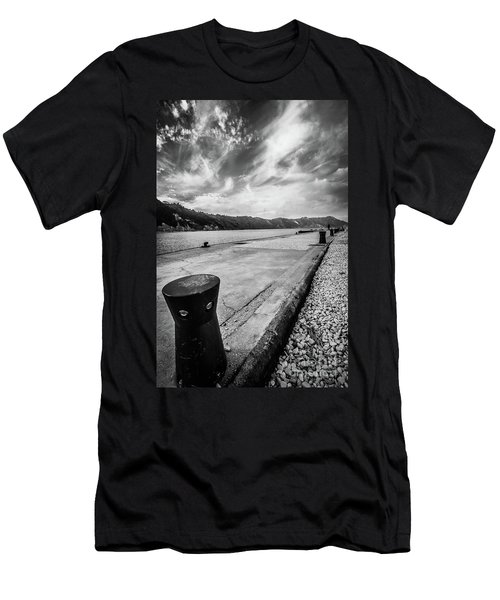 The Winter Sea #3 Men's T-Shirt (Athletic Fit)