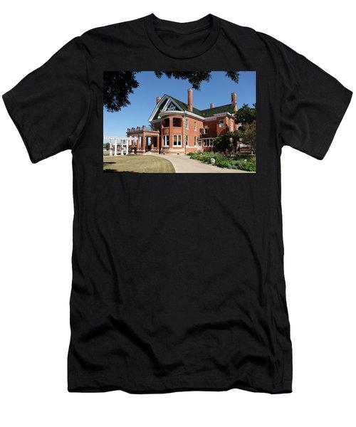 Men's T-Shirt (Athletic Fit) featuring the photograph Thistle Hill by Ricardo J Ruiz de Porras