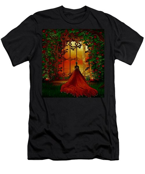 To The Ballroom Men's T-Shirt (Athletic Fit)