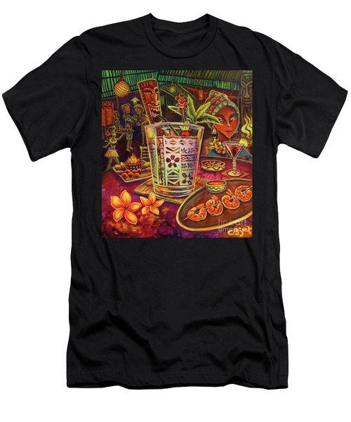 Trader Vic Mai Tai Men's T-Shirt (Athletic Fit)