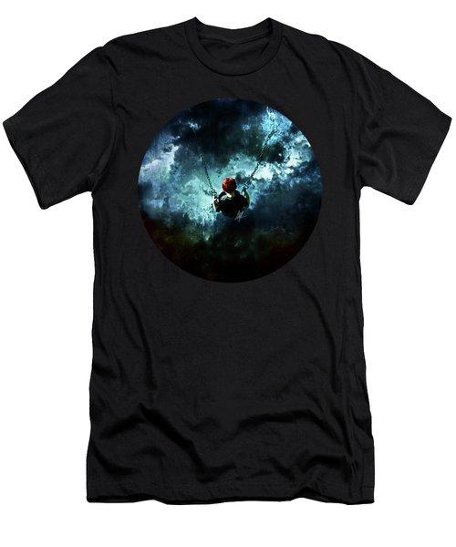 Travel Is Dangerous Men's T-Shirt (Athletic Fit)