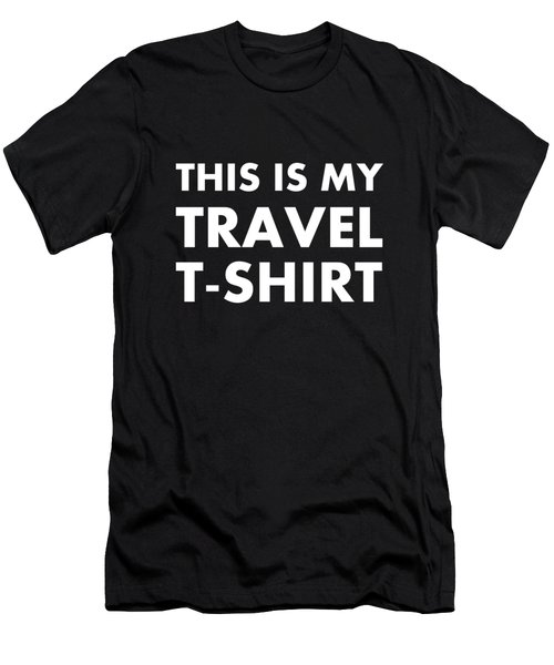 Travel Tee 1 Men's T-Shirt (Athletic Fit)