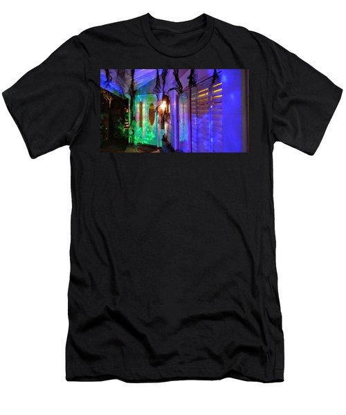 Trick Or Treat  Men's T-Shirt (Athletic Fit)
