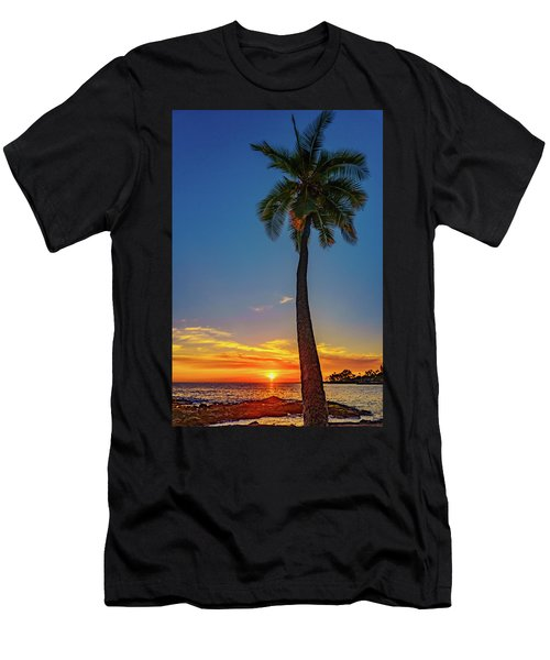 Tuesday 13th Sunset Men's T-Shirt (Athletic Fit)