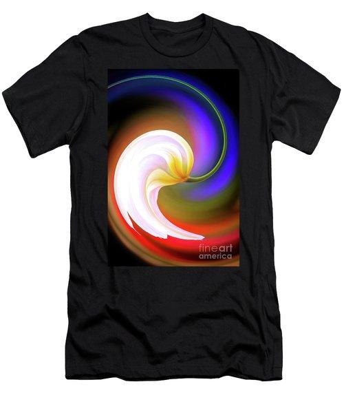 Tulip Twirl Men's T-Shirt (Athletic Fit)