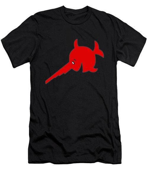 Uboat Swordfish Men's T-Shirt (Athletic Fit)