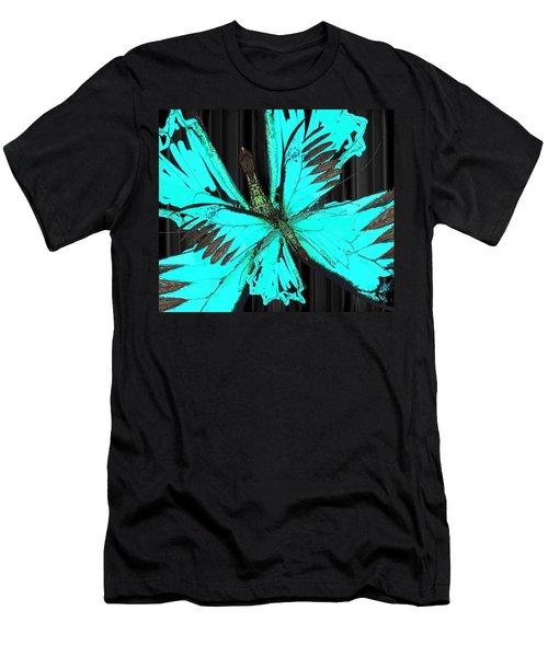 Ulysses 2 Black Bkgd Men's T-Shirt (Athletic Fit)