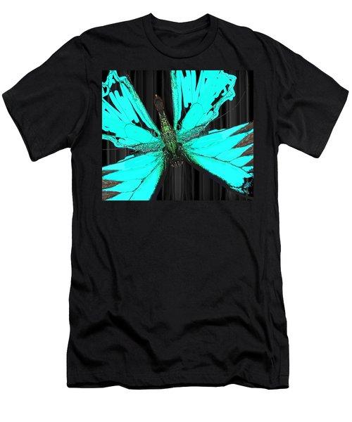 Ulysses Bkbd 4 Men's T-Shirt (Athletic Fit)