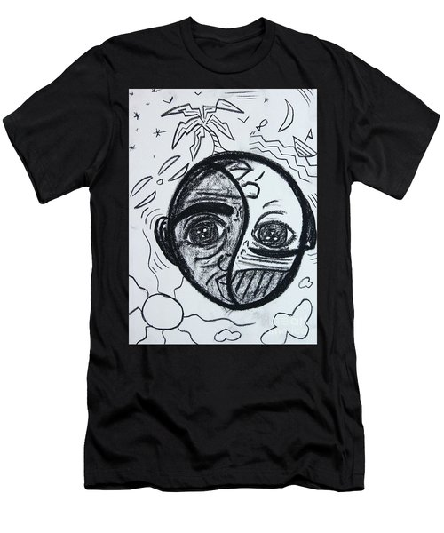 Untitled Sketch IIi Men's T-Shirt (Athletic Fit)