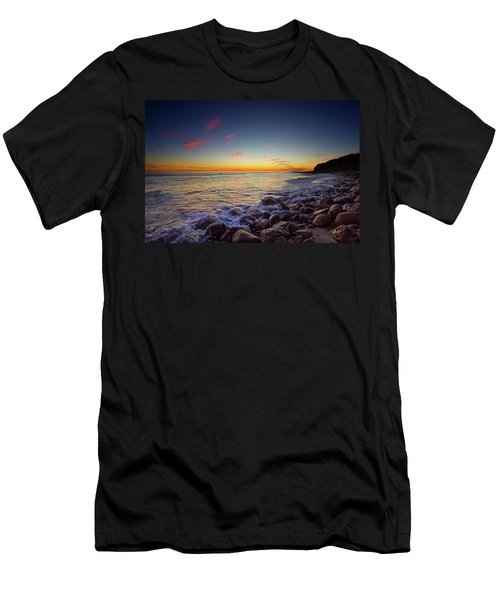 Ventura Sunset Men's T-Shirt (Athletic Fit)