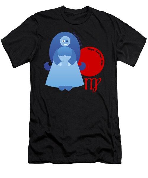 Virgo - Virgin Men's T-Shirt (Athletic Fit)