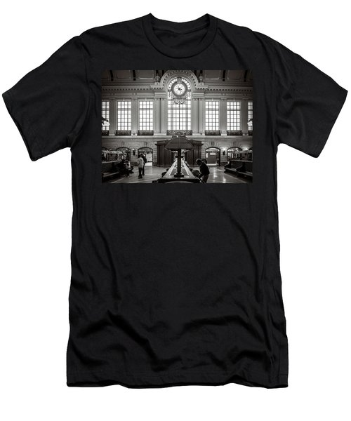 Waiting Room Men's T-Shirt (Athletic Fit)