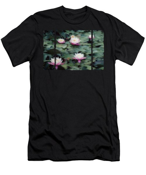 Waterlily Impressions Men's T-Shirt (Athletic Fit)