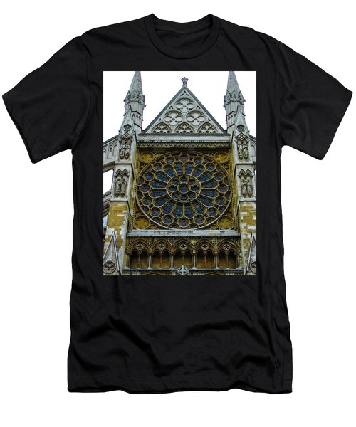 Westminster Abbey 2 Men's T-Shirt (Athletic Fit)