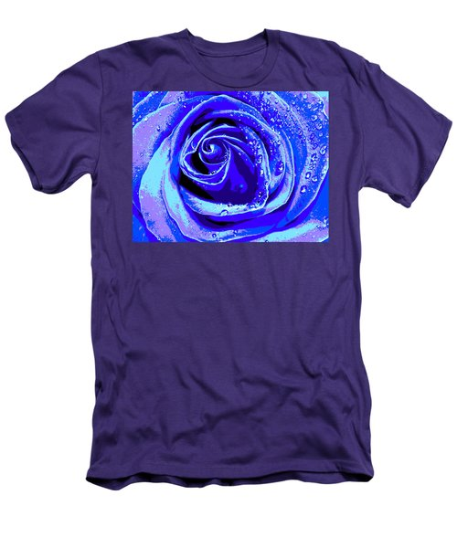Forever In Blue Men's T-Shirt (Athletic Fit)