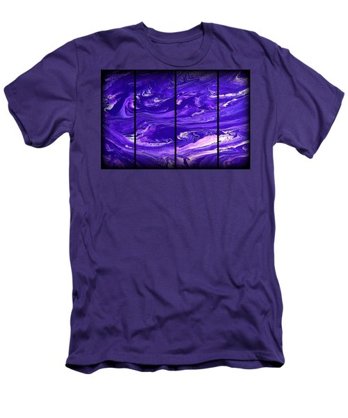Abstract 60 Men's T-Shirt (Athletic Fit)