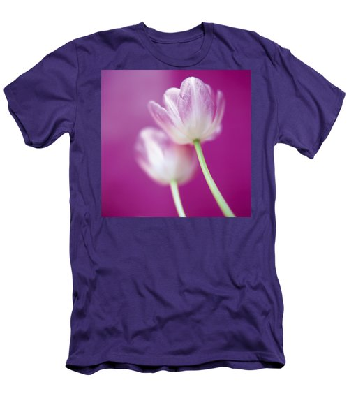 Men's T-Shirt (Slim Fit) featuring the photograph Alike by Lana Enderle
