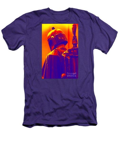 Boba Fett Costume 2 Men's T-Shirt (Athletic Fit)