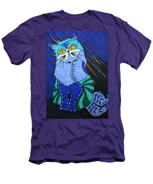 Cat 4 Men's T-Shirt (Athletic Fit)
