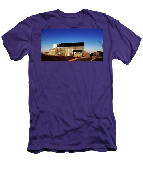 Men's T-Shirt (Slim Fit) featuring the photograph Closed For The Day by Tina M Wenger