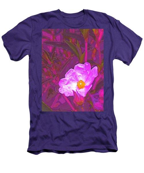 Men's T-Shirt (Slim Fit) featuring the photograph Color 2 by Pamela Cooper