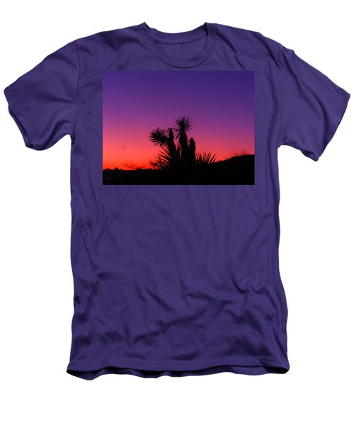 Colourful Arizona Men's T-Shirt (Athletic Fit)