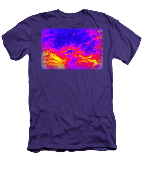 Cosmic Series 005 Men's T-Shirt (Athletic Fit)