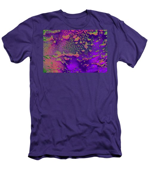 Cosmic Series 009 Men's T-Shirt (Athletic Fit)